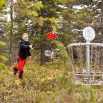 Frisbeegolf, ulkoilu, Pikku-Syöte, Syöte